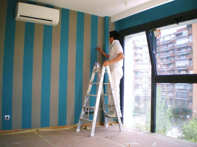Empapelador madrid papeles pintados - Papeles pintados en madrid ...